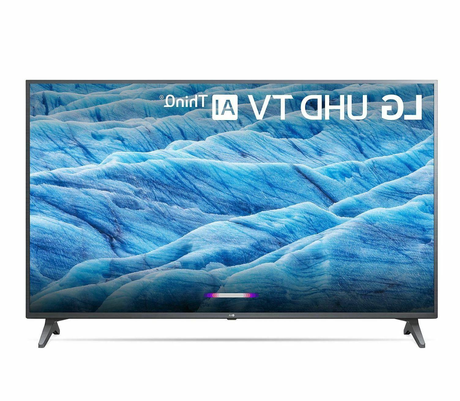 55 Inch HD LG Series ThinQ