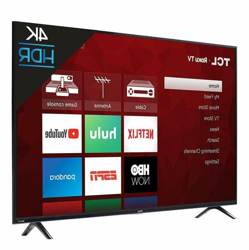 TCL 4K Roku TV