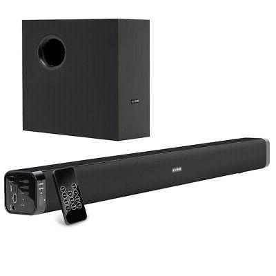 "LG 65"" Smart NanoCell TV Bundle with Deco Soundbar more"