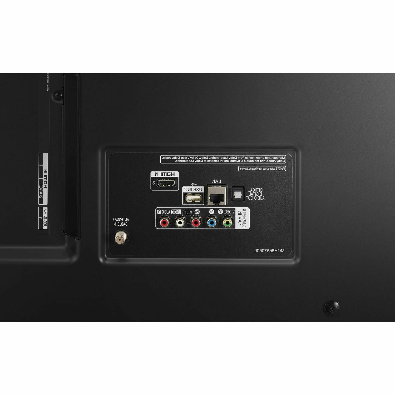 LG Ultra HD Smart TV 70UM7370PUA