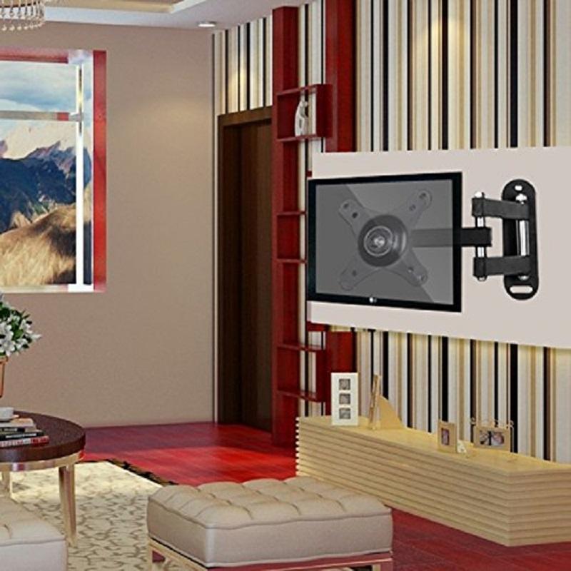 """Suptek LCD <font><b>Mount</b></font>, Full Tilt and for 12""""-26"""" LCD TV Screens"""