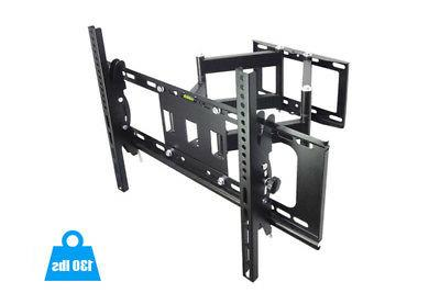 """Articulating Full Wall Mount 180°Swivel For 42""""47""""50""""55""""60""""65"""""""