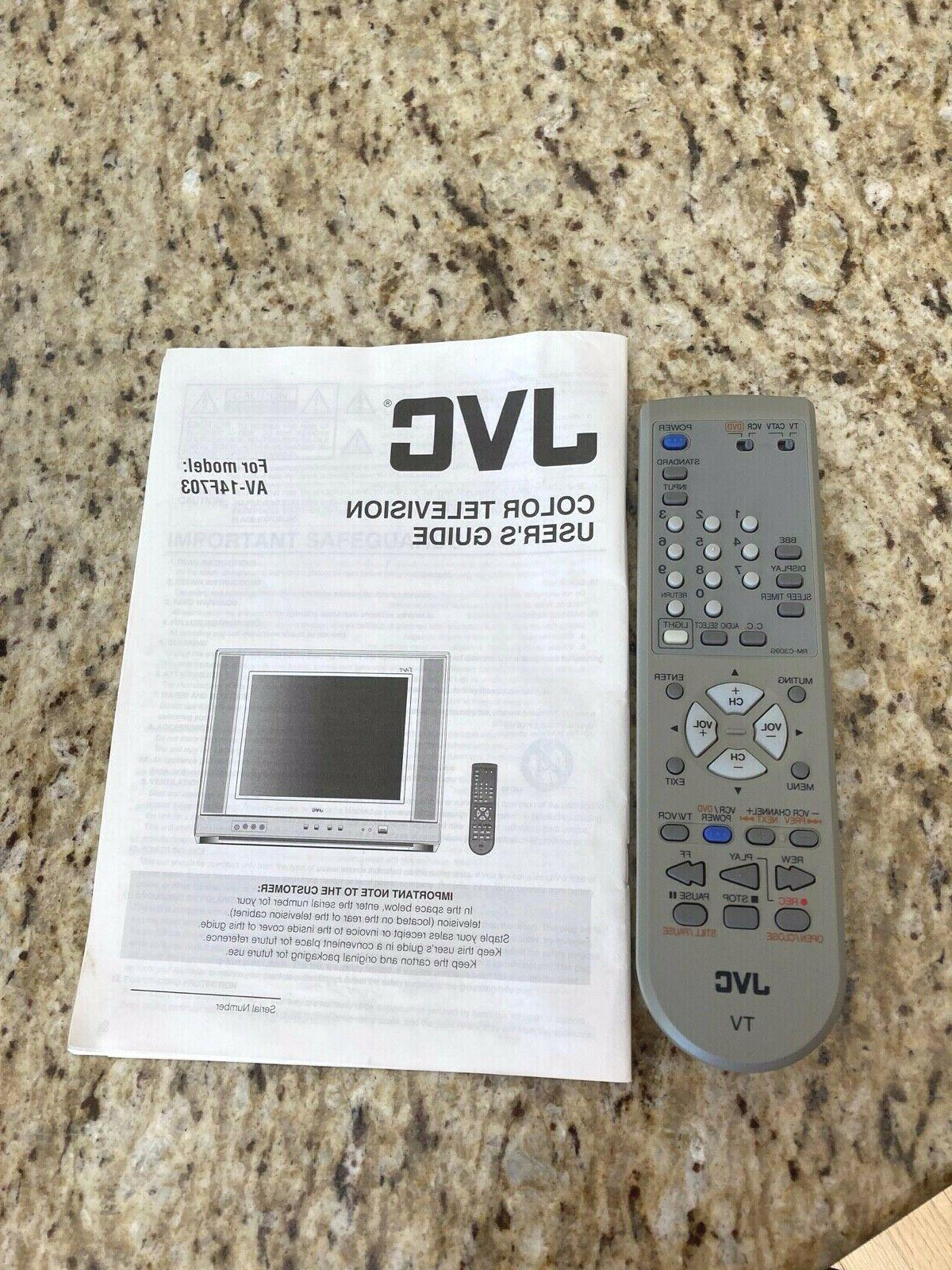 JVC TV Retro Gaming w/ Great