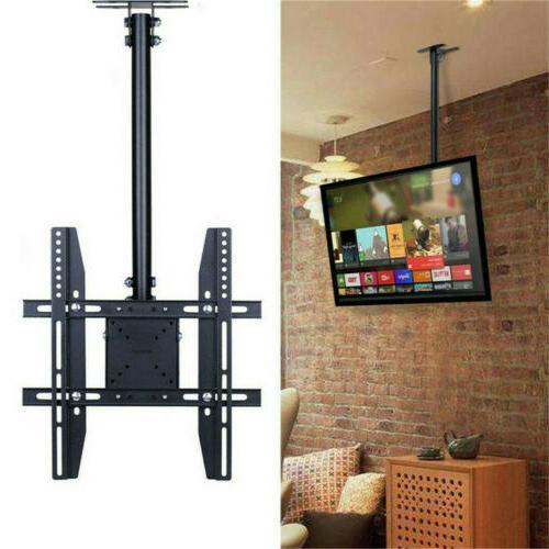 Bracket Adjustable Ceiling Mount Fits LCD