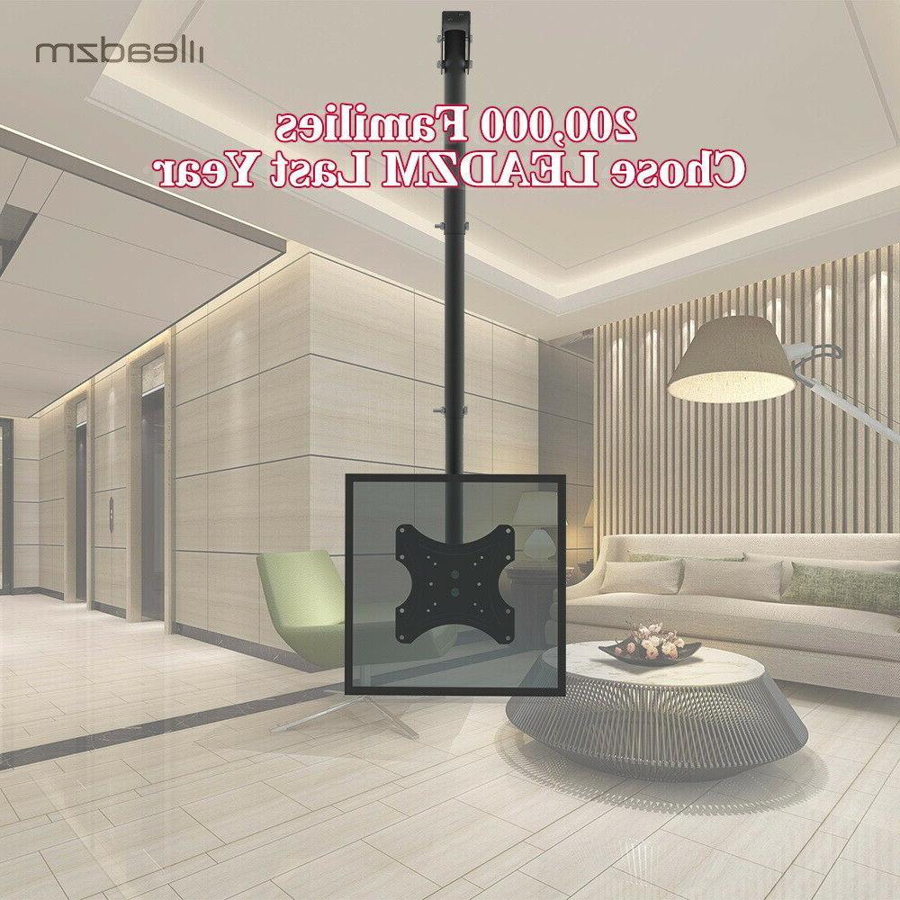 Ceiling Wall Bracket Retractable 32-55'' Flat Screen
