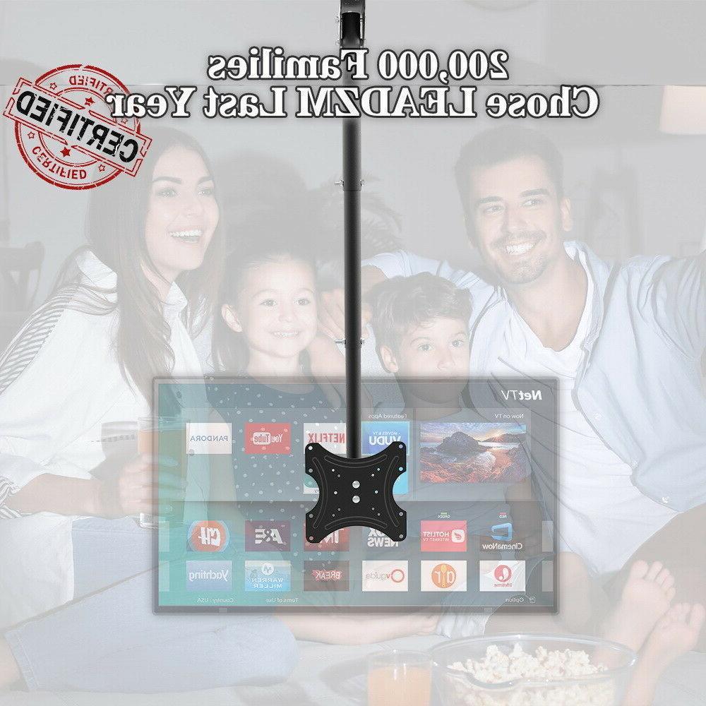 Ceiling TV Retractable Screen