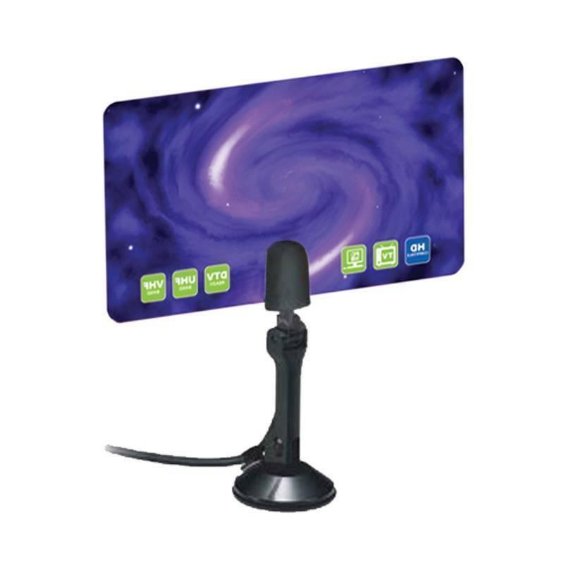 digital indoor vhf uhf ultra thin flat