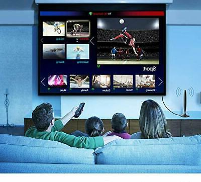 Digital TV Indoor with for 4