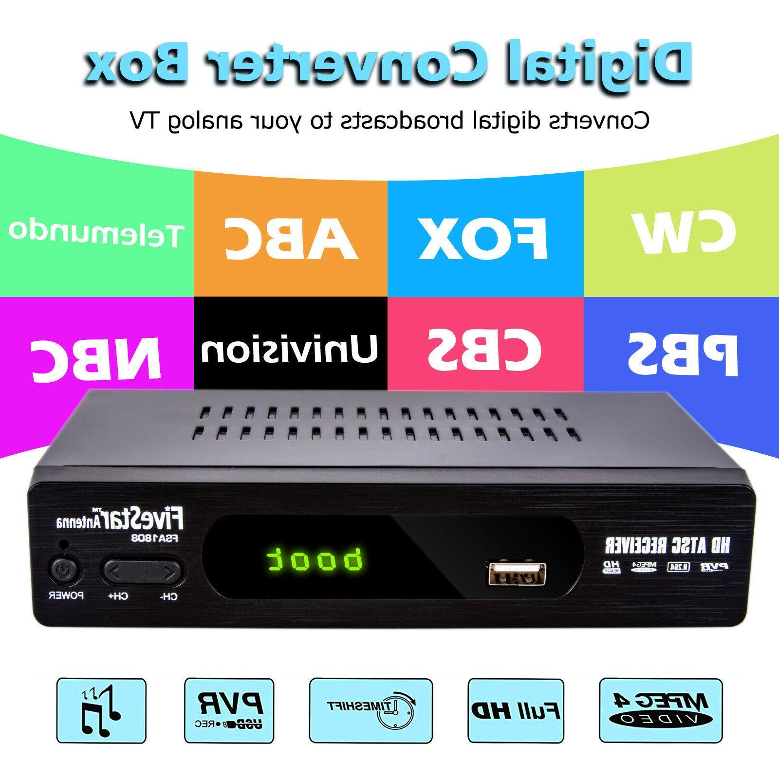 HD Converter Box PVR Indoor TV Digital
