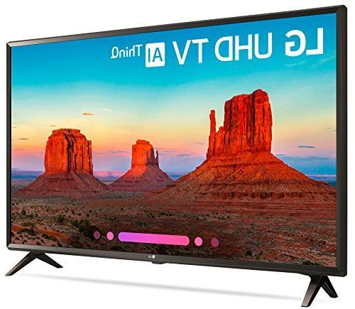 LG 43UK6300PUE 43-Inch 4K Ultra LED TV