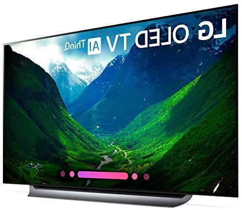 LG Electronics OLED65C8P 4K Ultra HD Smart OLED