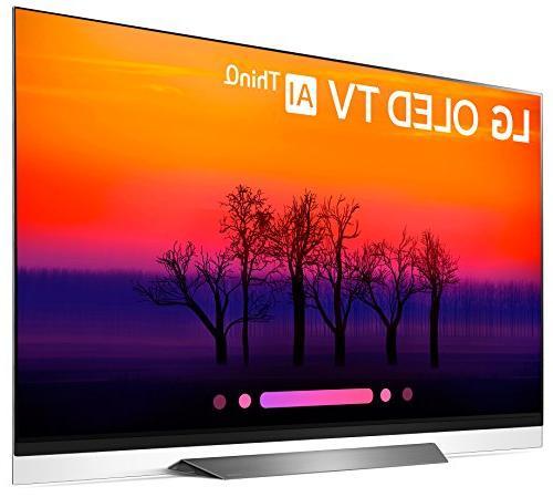 LG Electronics OLED65E8PUA 4K Ultra HD OLED TV