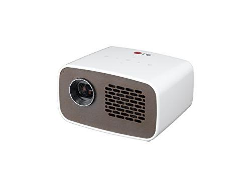 LG Minibeam Projector with Embedded Battery and Digital TV Tuner