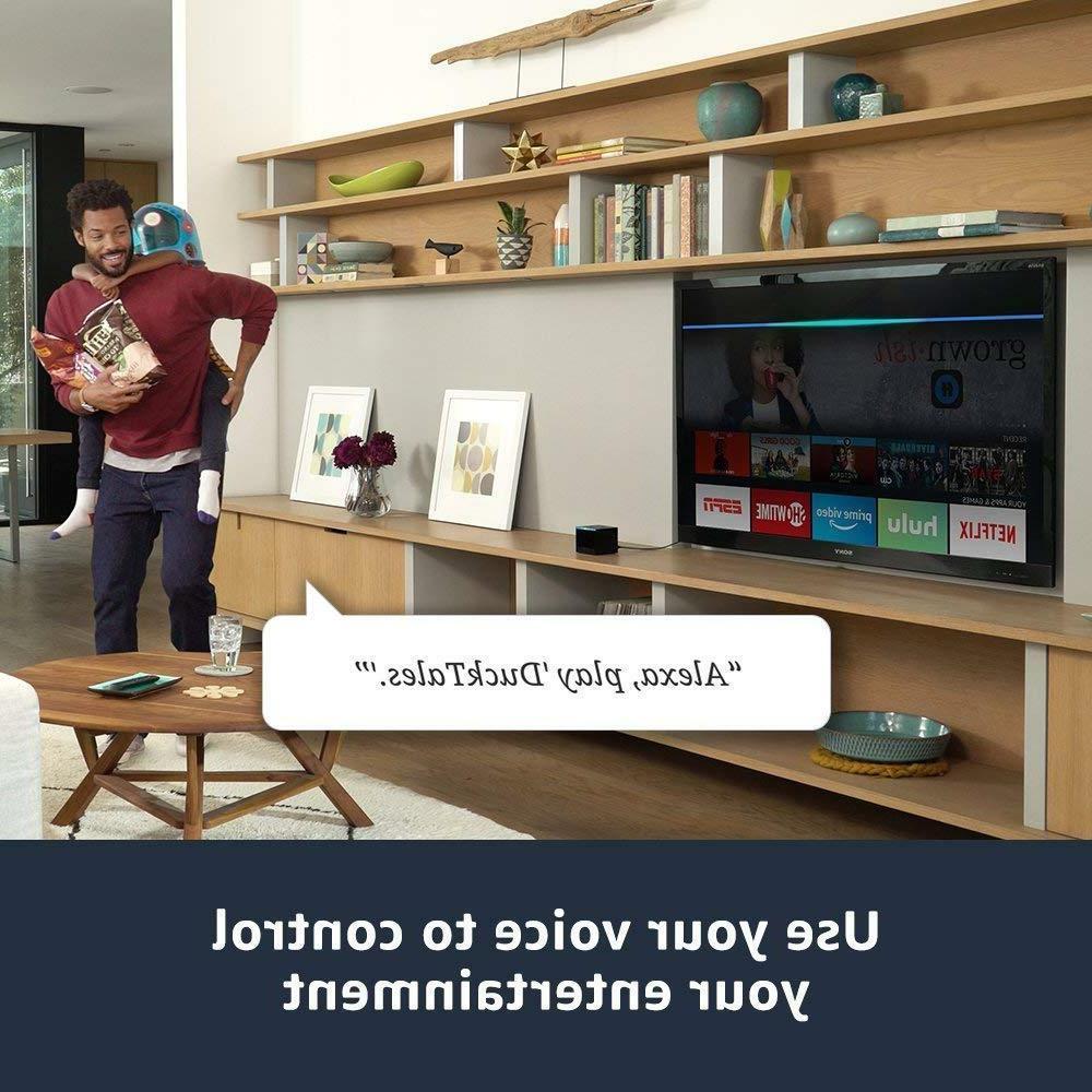 Fire Cube Alexa, HD Streaming NEW