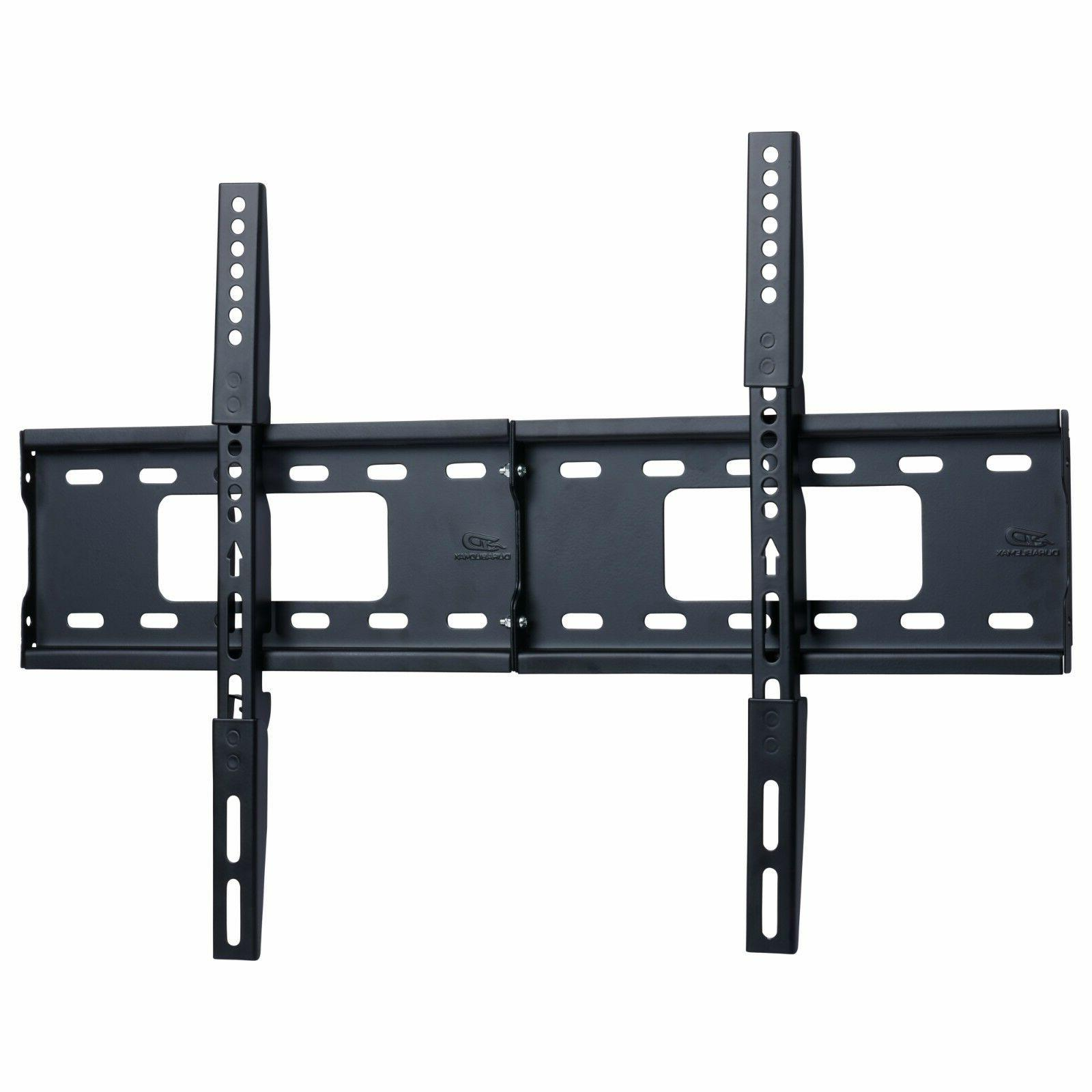 flat tv wall mount slim lcd led