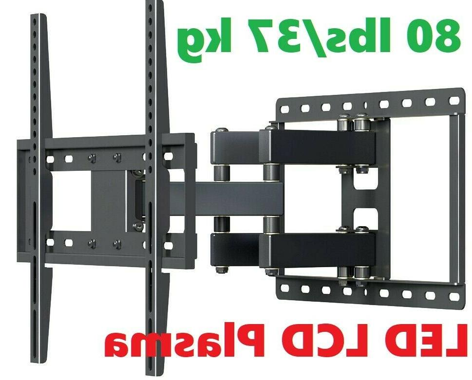 Full Motion Wall LED LCD Plasma 37 39 42 46 48 55 65