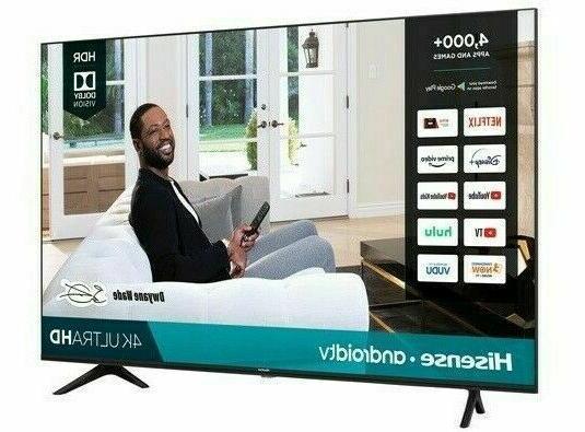 "Hisense H65G 58"" 4K UHD HDR TV *58H6570G"