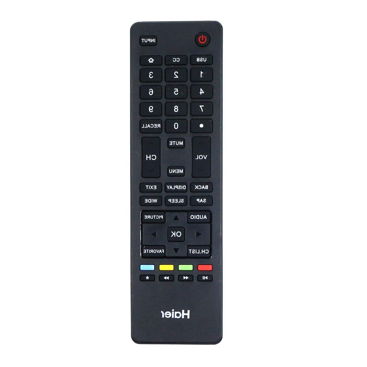 htr a18m remote haier tv 55d3550 40d3500m