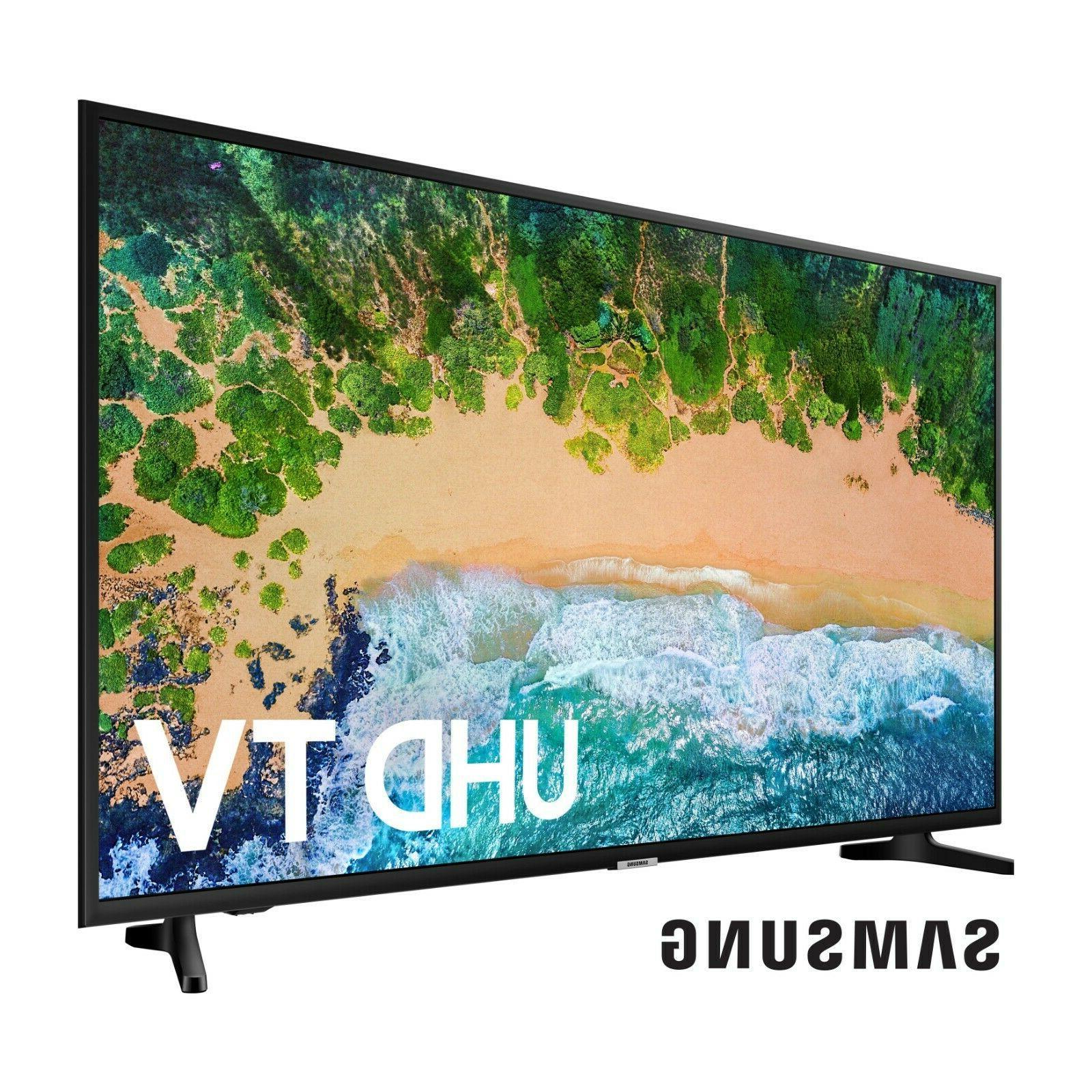 UHD LED TV with UN50NU6900