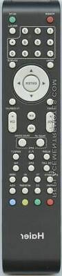 NEW Haier Remote Control for L32B1120, L32B1120A, L32B1120B,