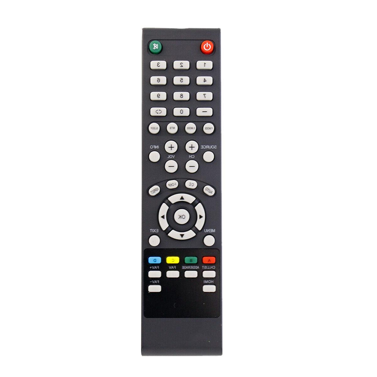 "New TV Controller Remote Control For SEIKI 19"" ~ 60"" LCD LED"