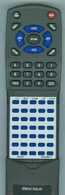 Replacement Remote for HAIER TV-5620-49, KXT7020BK, KXT7020S