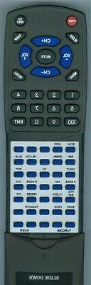 Replacement Remote for Haier TV-5620-96, HL22KN1, HL19KN1, H
