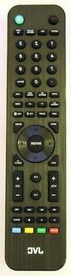 JVC RM-C1242 TV Remote Control - Brand New Original JVC RM-C