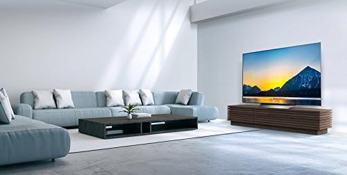 LG 4K Ultra HD OLED TV
