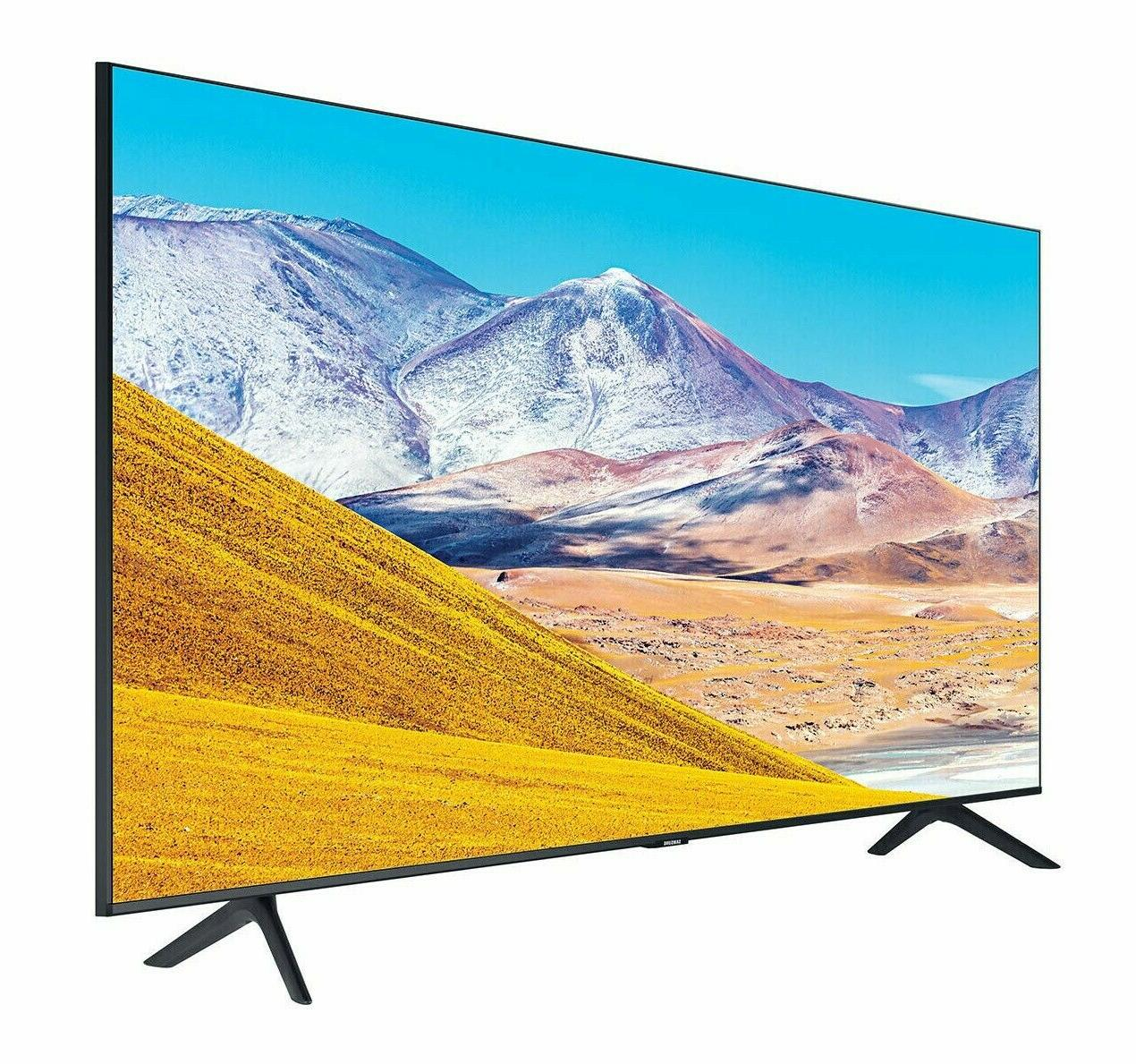 Samsung Crystal HD Smart TV - 2020 Model