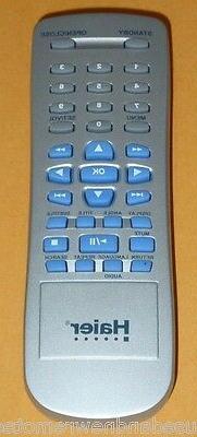 HAIER TV-5620-34 DVD REMOTE CONTROL DVD4400 NEW