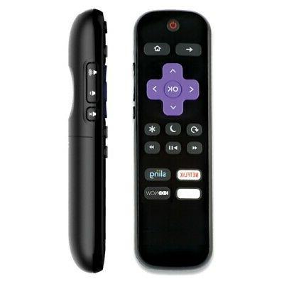 IKU Remote Replace for ROKU Smart TV