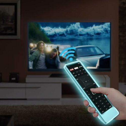 For XRT122 Smart TV Remote Lightweight Anti-Slip Shockproof Cover