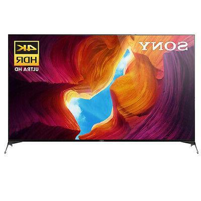 "Sony XBR55X950H 55"" X950H 4K Ultra HD Full Array LED Smart T"