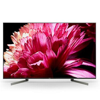 "Sony 65"" BRAVIA 4K HDR UHD Smart TV + Wireless Keyboard + Wa"
