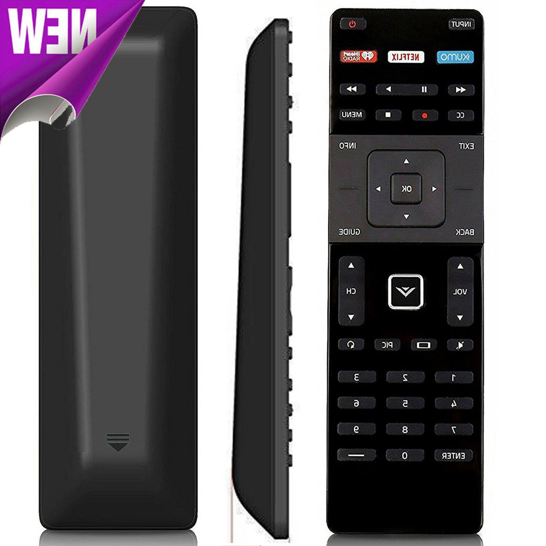 xrt122 for vizio remote control smart tv