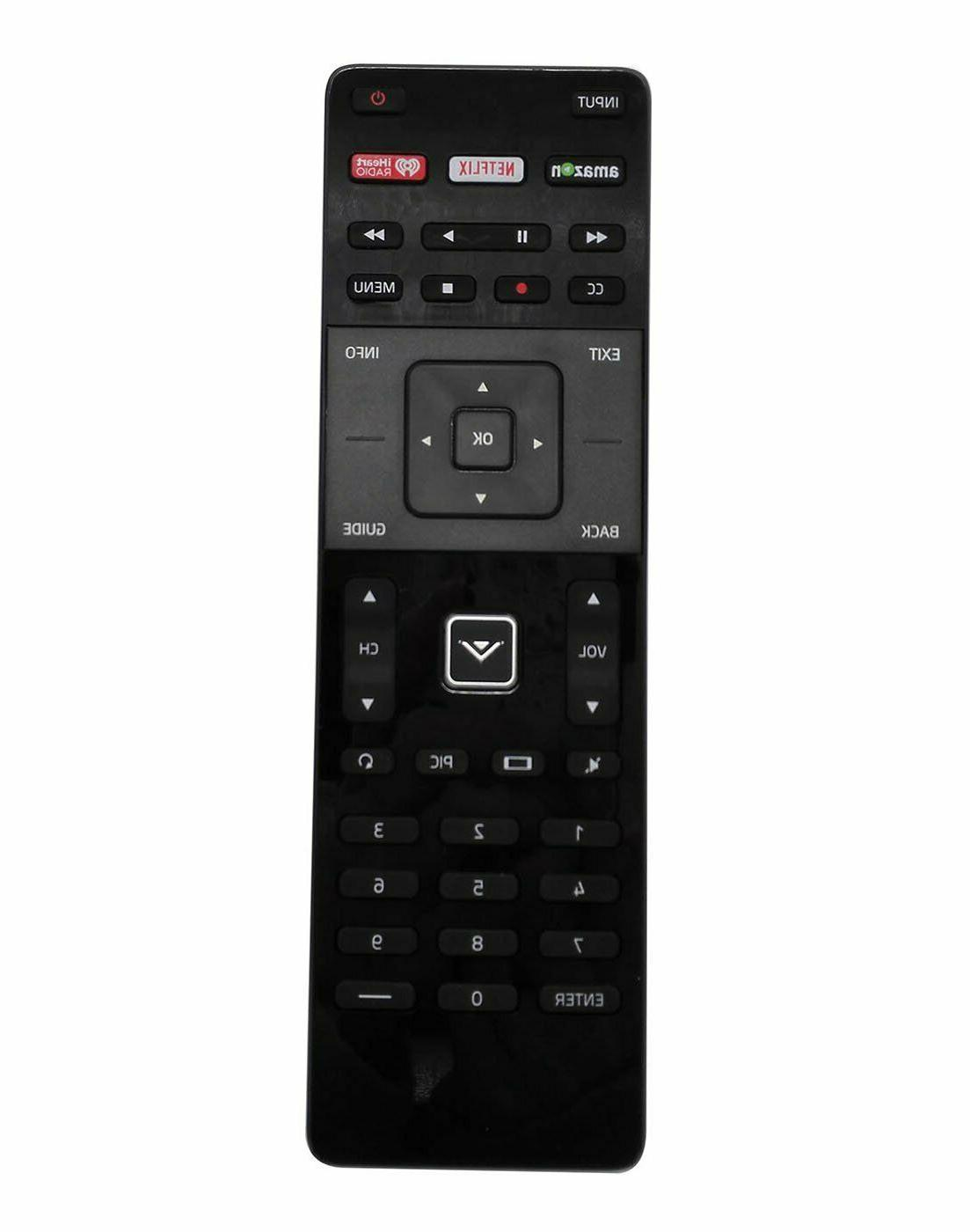 New XRT122 Replacement for Vizio Smart with Key