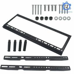 """LED LCD Fixed Slim TV Wall Mount Bracket For 25""""-55"""" Inch Fl"""