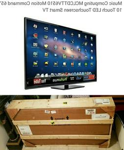 "Music Computing MCLCDTTV6510 Motion Command 65"" 10 Touch LED"