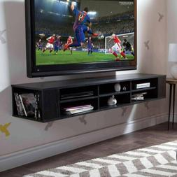 Modern Floating TV Stand for TV's up to 66 - On Wall TV Stan