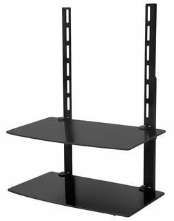 Mount-It! TV LCD Wall Mount Bracket With 2 Component Tempere