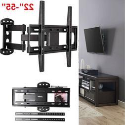 Moveable Wall Mount TV Bracket Hanger Holder Universal For 3