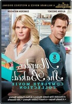 MURDER SHE BAKED COMPLETE MOVIE COLLECTION New DVD All 5 TV