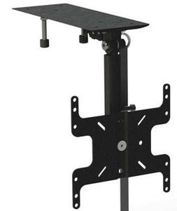 MVUCM Under Cabinet/Ceiling TV Mount, Great for kitchens & b