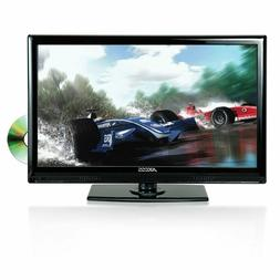 "New AXESS 19"" Full HD LED LCD HDTV Television DVD Player USB"