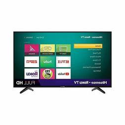 """NEW Hisense 40"""" Class 1080P FHD LED Roku Smart TV FREESHIPPI"""