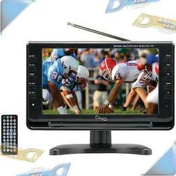 "NEW Supersonic 9"" TFT Portable Digital LCD TV, AC/DC Compati"