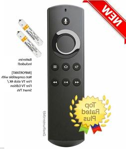 NEW Amazon Voice Remote Control  w/Battery for Fire TV Stick