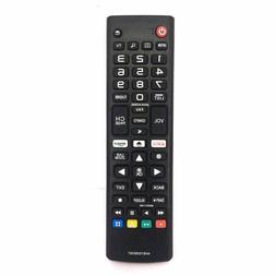 New USBRMT TV Remote AKB75095307 for LG Smart TV Netflix Ama