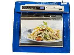 "New  RCA SPS36123 15.4"" Under Cabinet Kitchen Flip Down LCD"
